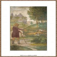 世界著名绘画大师达芬奇DaVinci油画作品高清大图蒙娜丽莎达芬奇世界著名油画作品高清图片 (95)