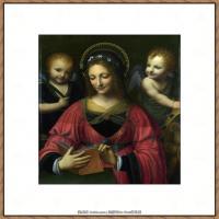 世界著名绘画大师达芬奇DaVinci油画作品高清大图蒙娜丽莎达芬奇世界著名油画作品高清图片 (106)