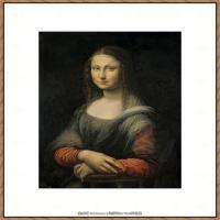 世界著名绘画大师达芬奇DaVinci油画作品高清大图蒙娜丽莎达芬奇世界著名油画作品高清图片 (59)