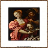 世界著名绘画大师达芬奇DaVinci油画作品高清大图蒙娜丽莎达芬奇世界著名油画作品高清图片 (108)