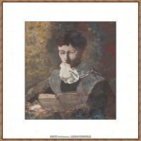 奥迪龙雷东油画作品高清图片Odilon Redon (7)