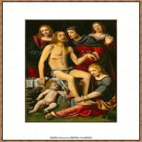 世界著名绘画大师达芬奇DaVinci油画作品高清大图蒙娜丽莎达芬奇世界著名油画作品高清图片 (87)