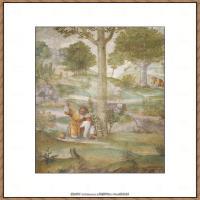 世界著名绘画大师达芬奇DaVinci油画作品高清大图蒙娜丽莎达芬奇世界著名油画作品高清图片 (86)