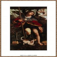 世界著名绘画大师达芬奇DaVinci油画作品高清大图蒙娜丽莎达芬奇世界著名油画作品高清图片 (83)