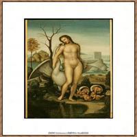 世界著名绘画大师达芬奇DaVinci油画作品高清大图蒙娜丽莎达芬奇世界著名油画作品高清图片 (84)
