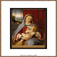 世界著名绘画大师达芬奇DaVinci油画作品高清大图蒙娜丽莎达芬奇世界著名油画作品高清图片 (69)