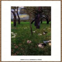 克里姆特Gustav Klimt油画作品奥地利象征主义画家克里姆特油画作品高清图片 (3)