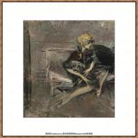 乔凡尼博蒂尼GiovanniBodini油画作品高清图片 (23)