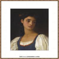 弗雷德里克莱顿洛德莱顿Frederic_Leighton油画作品高清大图古典油画作品高清图片 (9)