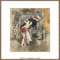 乔凡尼博蒂尼GiovanniBodini油画作品高清图片 (8)