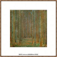 克里姆特Gustav Klimt油画作品奥地利象征主义画家克里姆特油画作品高清图