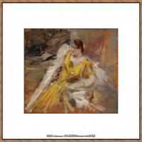 乔凡尼博蒂尼GiovanniBodini油画作品高清图片 (56)