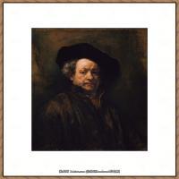 荷兰现实主义画家伦勃朗Rembrandt17世纪最伟大的画家油画作品高清大图肖像画风景画风俗画宗教画 (44)