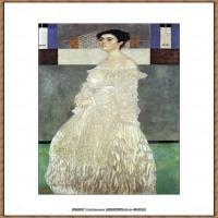 克里姆特Gustav Klimt油画作品奥地利象征主义画家克里姆特油画作品高清图片 (28)