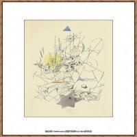 画家保罗克利Paul Klee油画作品高清图片野兽派油画大师作品高清大图 (17)