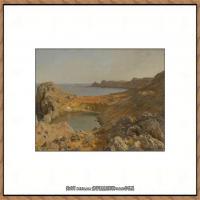 弗雷德里克莱顿洛德莱顿Frederic_Leighton油画作品高清大图古典油画作品高清图片 (73)