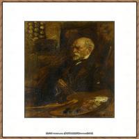 弗雷德里克莱顿洛德莱顿Frederic_Leighton油画作品高清大图古典油画作品高清图片 (70)