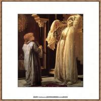 弗雷德里克莱顿洛德莱顿Frederic_Leighton油画作品高清大图古典油画作品高清图片 (44)