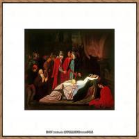 弗雷德里克莱顿洛德莱顿Frederic_Leighton油画作品高清大图古典油画作品高清图片 (80)