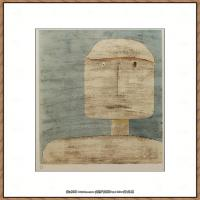 画家保罗克利Paul Klee油画作品高清图片野兽派油画大师作品高清大图 (20)