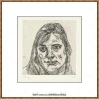 英国表现派绘画大师卢西安弗洛伊德Lucian Freud油画作品高清大图最贵画家卢西安弗洛伊德绘画作品高清图库 (40)