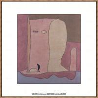 画家保罗克利Paul Klee油画作品高清图片野兽派油画大师作品高清大图 (42)