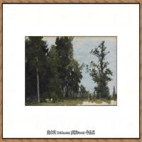 列宾Ilya Repin经典油画作品高清图片人物肖像油画作品图片素材写实派画家油画作品大图 (28)