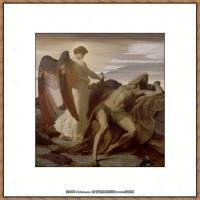 弗雷德里克莱顿洛德莱顿Frederic_Leighton油画作品高清大图古典油画作品高清图片 (12)