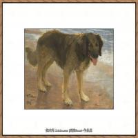 列宾Ilya Repin经典油画作品高清图片人物肖像油画作品图片素材写实派画家油画作品大图 (39)