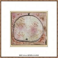 画家保罗克利Paul Klee油画作品高清图片野兽派油画大师作品高清大图 (54)