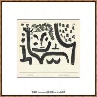 画家保罗克利Paul Klee油画作品高清图片野兽派油画大师作品高清大图 (14)