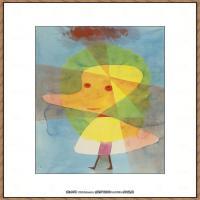 画家保罗克利Paul Klee油画作品高清图片野兽派油画大师作品高清大图 (109)
