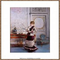 乔凡尼博蒂尼GiovanniBodini油画作品高清图片 (30)