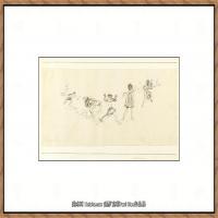 画家保罗克利Paul Klee油画作品高清图片野兽派油画大师作品高清大图 (129)