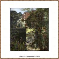 弗雷德里克莱顿洛德莱顿Frederic_Leighton油画作品高清大图古典油画作品高清图片 (22)