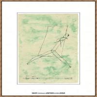 画家保罗克利Paul Klee油画作品高清图片野兽派油画大师作品高清大图 (102)