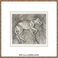 英国表现派绘画大师卢西安弗洛伊德Lucian Freud油画作品高清大图最贵画家卢西安弗洛伊德绘画作品高清图库 (46)