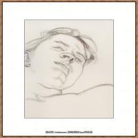 英国表现派绘画大师卢西安弗洛伊德Lucian Freud油画作品高清大图最贵画家卢西安弗洛伊德绘画作品高清图库 (93)