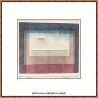 画家保罗克利Paul Klee油画作品高清图片野兽派油画大师作品高清大图 (9)