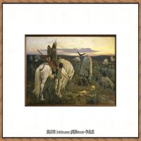 列宾Ilya Repin经典油画作品高清图片人物肖像油画作品图片素材写实派画家油画作品大图 (9)
