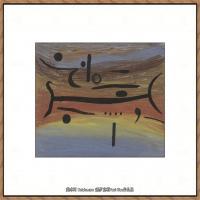 画家保罗克利Paul Klee油画作品高清图片野兽派油画大师作品高清大图 (85)