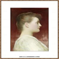 弗雷德里克莱顿洛德莱顿Frederic_Leighton油画作品高清大图古典油画作品高清图片 (30)