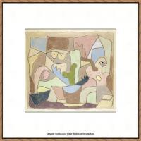 画家保罗克利Paul Klee油画作品高清图片野兽派油画大师作品高清大图 (64)