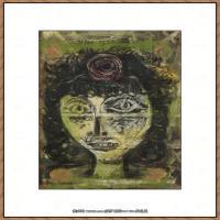画家保罗克利Paul Klee油画作品高清图片野兽派油画大师作品高清大图 (93)