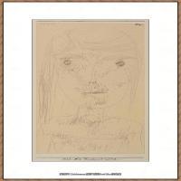 画家保罗克利Paul Klee油画作品高清图片野兽派油画大师作品高清大图 (43)