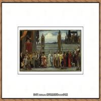 弗雷德里克莱顿洛德莱顿Frederic_Leighton油画作品高清大图古典油画作品高清图片 (59)