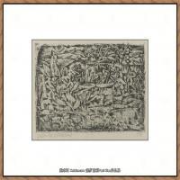 画家保罗克利Paul Klee油画作品高清图片野兽派油画大师作品高清大图 (94)