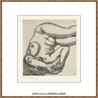 英国表现派绘画大师卢西安弗洛伊德Lucian Freud油画作品高清大图最贵画家卢西安弗洛伊德绘画作品高清图库 (30)