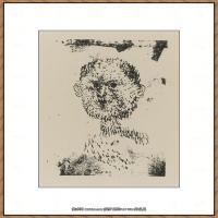 画家保罗克利Paul Klee油画作品高清图片野兽派油画大师作品高清大图 (91)