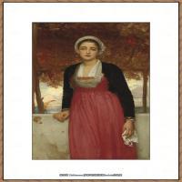 弗雷德里克莱顿洛德莱顿Frederic_Leighton油画作品高清大图古典油画作品高清图片 (39)